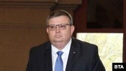 Главният прокурор Сотир Цацаров.
