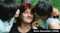 Резаханова Зита а, Гита а шайн ненаца Москварчу санаторехь