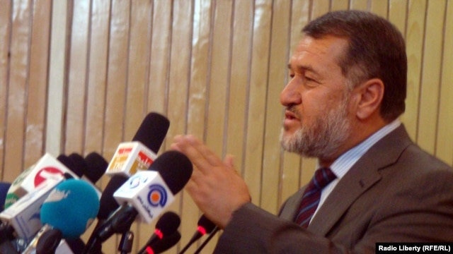 Former Interior Minister Bismillah Mohammadi has been appointed defense minister.