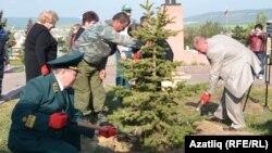 Татарстан чыршыларын утырту