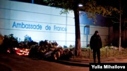 La Ambasada Franței la Chișinău