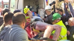 Survivor Pulled From Albania Earthquake Rubble