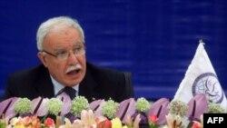 ریاض المالکی، وزیر امور خارجه در دولت فلسطینی