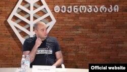 Мамука Бахтадзе на встрече с телеведущими, 2 сентября 2019 г.