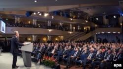 Imagine de la Conferința de Securitate de la München