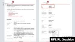 Офіційний витяг із Державного реєстру юридичних осіб Іспанії
