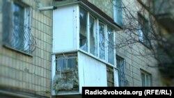 Порожні квартири у багатоповерховому будинку в Луганську