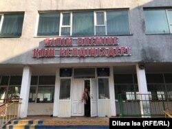 Түркістан қаласындағы Талғат Бигелдинов атындағы мектеп. 23 қаңтар 2019 жыл