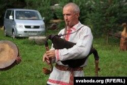 Васіль Шкіндзер — дудар