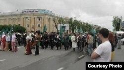 Черкесы, не довольные вмешательством Москвы намерены создать новую ассоциацию