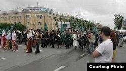 ГIебарта-Балкхаройчоь --Кавказан ТIом бирзина 150 шо кхачар билгалдоккхуш, Нальчик, 21Сти2014
