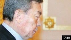 Председатель комитета национальной безопасности Казахстана Нуртай Абыкаев.