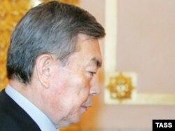 Нұртай Әбіқаевтың Қазақстанның Ресейдегі елшісі қызметін атқарған кезі. 13 сәуір 2007 жыл