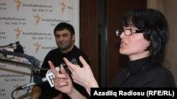 Rza Rzayev və Sevda Sultanova