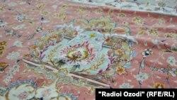 Выставка ковров ручной работы. 15 декабря 2014г.