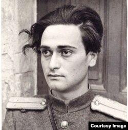 Владимир Гельфанд. Берлин, 1945 г.