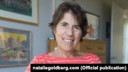 Yazıçı Natalie Goldberg.