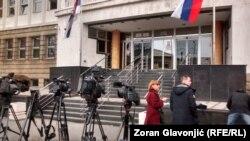 Bez objašnjenja o preuzetim slučajevima s Kosova (Specijalni sud za ratne zločine u Beogradu na fotografiji)