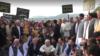 اسلام اباد: د پارلمان ودانۍ مخې ته د مخالفو ګوندونو احتجاج. ۱۱م اکتوبر ۲۰۱۸
