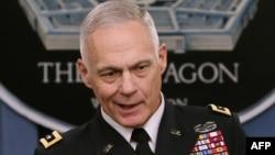 Генерал США Терри Джеймс.