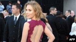 Aktorja, Scarlett Johansson (ilustrim)