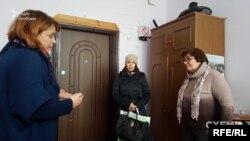 Адвокатка Олена Щербан: головна мета зараз – аби відсутність цих документів зараз не стала приводом того, щоб Бугрову позбавили свідоцтва