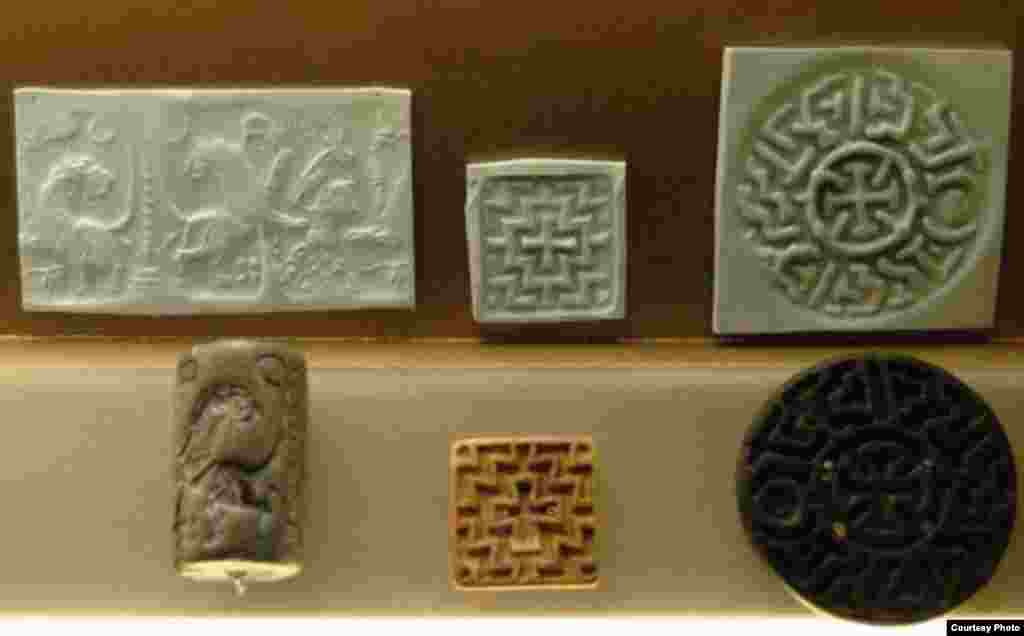 Iran -- Persian artifacts: seals, undated, perhaps Achaemenid