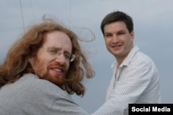 Роман Минц и Дмитрий Булгаков