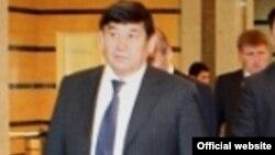 Республикалық гвардияның бұрынғы бас қолбасшысы Амангелді Шабдарбаев.