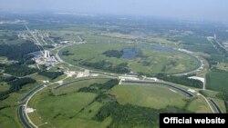 """Крупнейший американский ускоритель """"Теватрон"""" в Национальной лаборатории Ферми"""