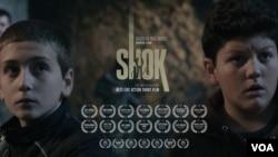 "Plakat filma ""Shok"""
