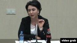 Депутат говорит о целенаправленной травле, начатой после того, как она публично выступила против десяти кандидатов в бессрочные судьи