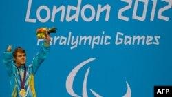 Плавець Євгеній Богодайко приніс Україні дві золоті і дві срібні медалі, фото 2 вересня 2012 року