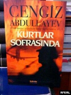 Çingiz Abdullayevin Türkiyədə çap edilmiş kitabı