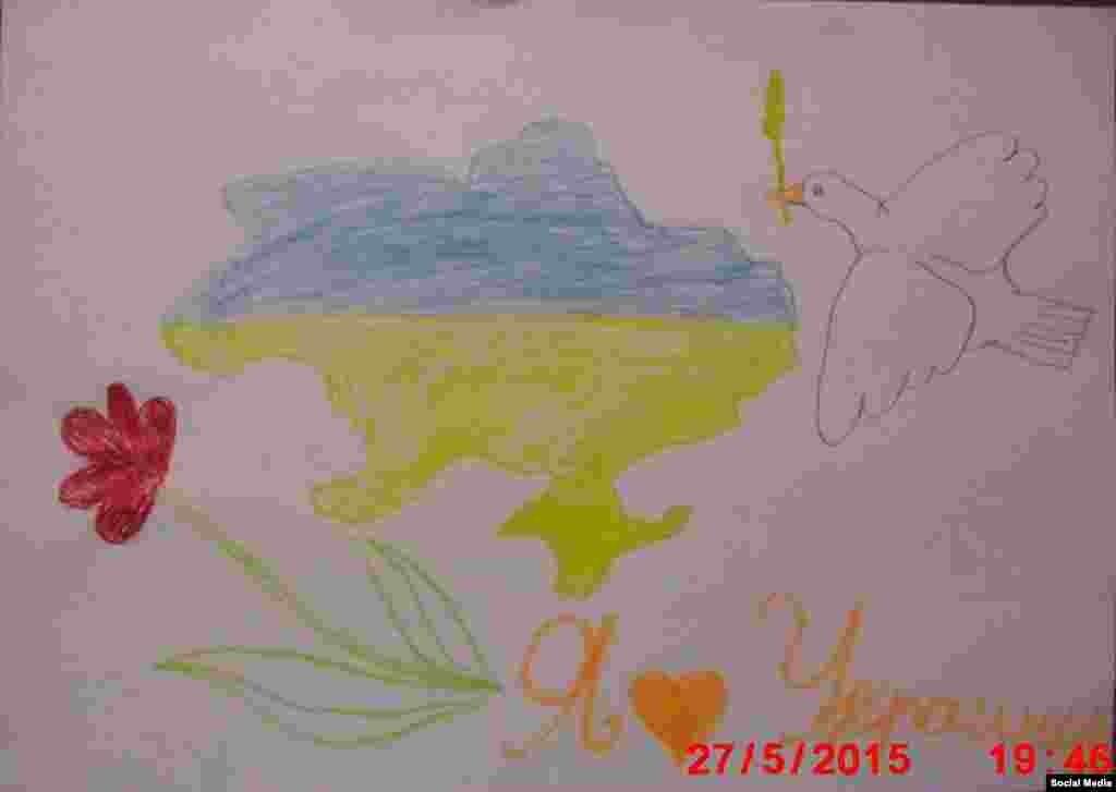 Катерина, 9 років