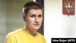 Russian blogger Vladislav Sinitsa