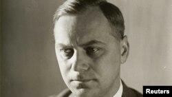Алфред Розенберг, нацистички функционер и еден од клучните советници на Адолф Хитлер