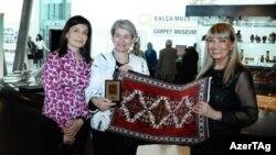 Irina Bokova Xalça Muzeyində - 18 may 2015