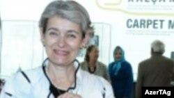 ЮНЕСКО бас директоры, Болгария БҰҰ бас хатшысы қызметіне ұсынған Ирина Бокова.