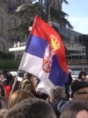 GRAB-Protesters Begin Blockading Serbian TV