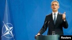 Sekretari i Përgjithshëm i NATO-s, Jens Stoltenberg - Berlin, 2 Maj 2016