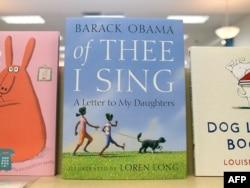 Obamanın uşaqlarna məktublar kimi təqdim etdiyi uşaq kitabı.