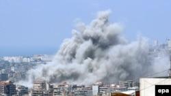 Ранее Израиль утверждал, что фосфорные боеприпасы, оставляющие хорошо видимый шлейф дыма, использовались лишь для обозначения целей