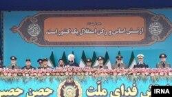 سخنرانی روز ملی ارتش