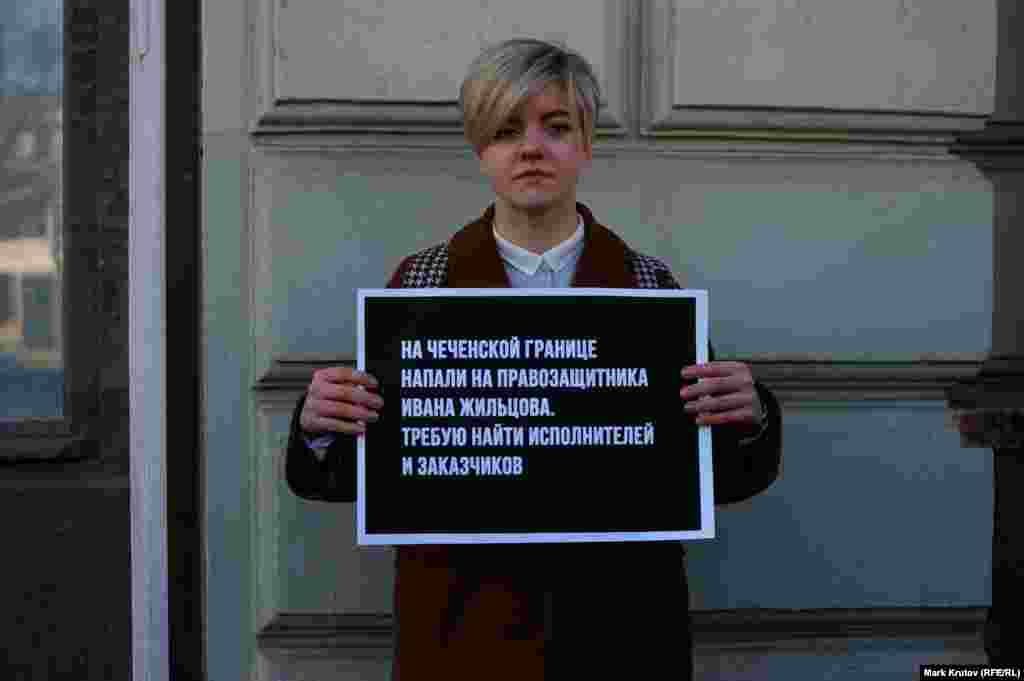 Іван Жильцов – ще один потерпілий, прес-секретар Комітету з питань запобігання катування