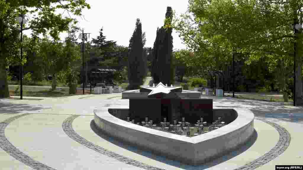 Amma Ğalebe parkınıñ bütün 15 çeşmesi çalışmay