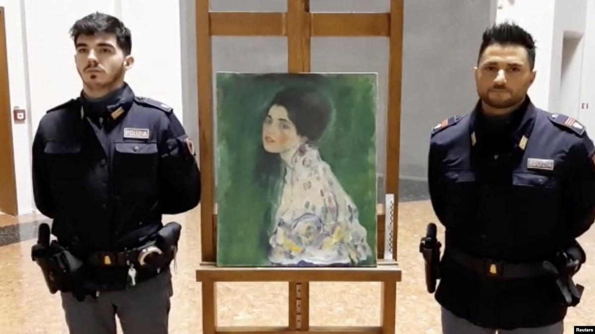 Украденная из Третьяковки картина Куинджи не повреждена