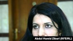 اسوس نجيب وزيرة العمل والشؤون الاجتماعية في كردستان