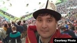 Бакыт Шүкүралиев.
