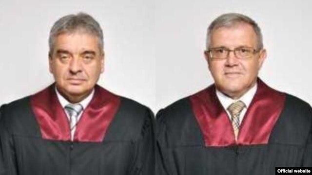 Džerard Selman (lijevoI) i Zoran Lipovac (desno)